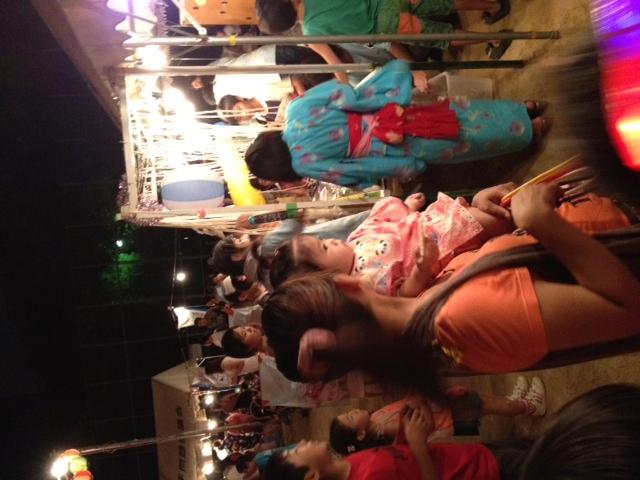盆踊り大会2