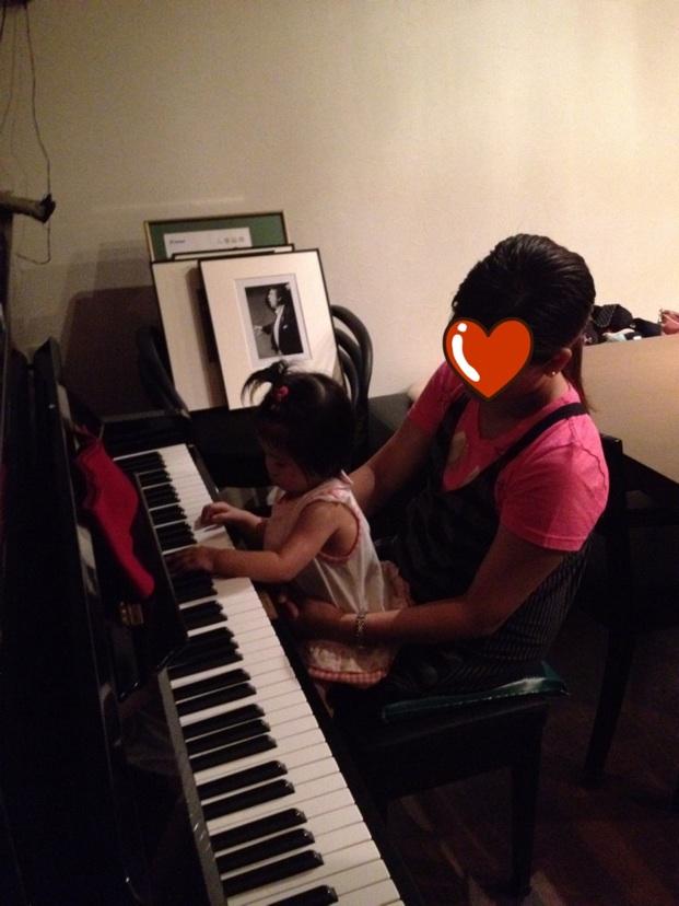 将来のピアニスト⁉ぱ~と2