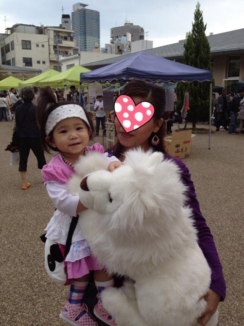 大きいホワイトライオン